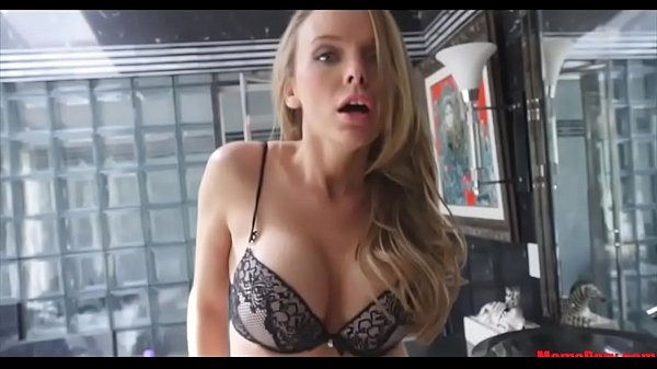 Blonde MILF does son! Thumb