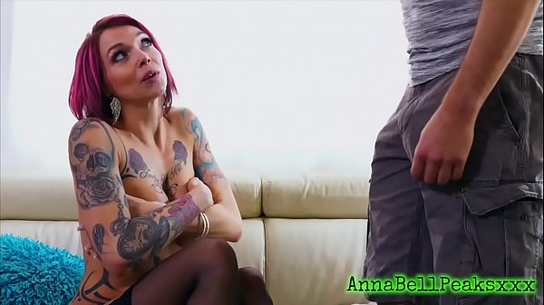 BIG TIT TATTED BABE GET PLOWED BY HARD COCK