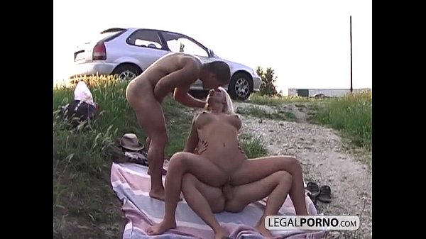 Great tits blonde fucked and DPed NL-16-04