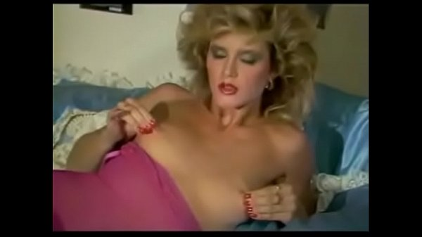 Ginger Lynn masturbating compilation