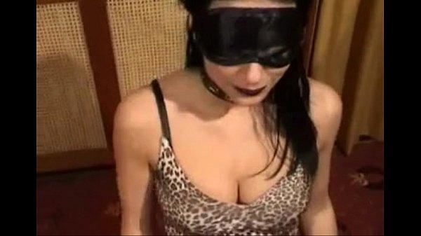 Vlaamse Bianca Dark in ruwe gangbang 1 (Belgian Bianca Dark in a rough Gangbang)