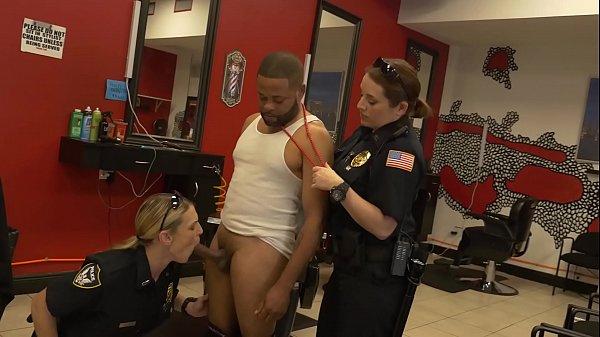 BLACK PATROL - Robbery Suspect Apprehended In Barbershop By Maggie Green & Joslyn