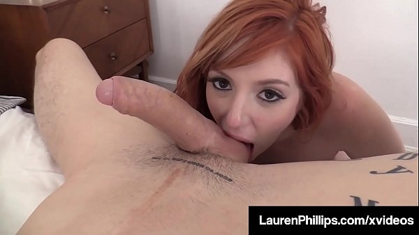 Hardcore Babe Lauren Phillips Gets A Load Of Cum On Her Cunt