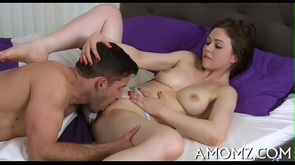 Mom entreats for cock in her vagina