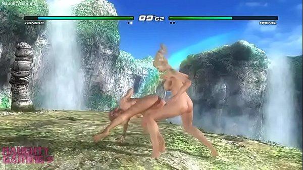 Nude doa 5 Dead Or