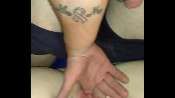 Finger Fucking Cougar