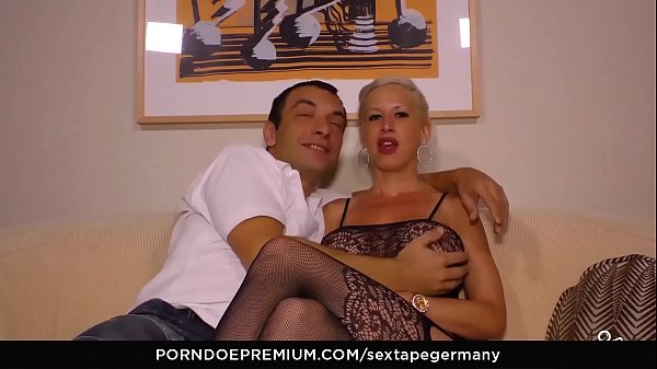 SEXTAPE GERMANY - Amateur sex tape with naughty German couple  thumbnail