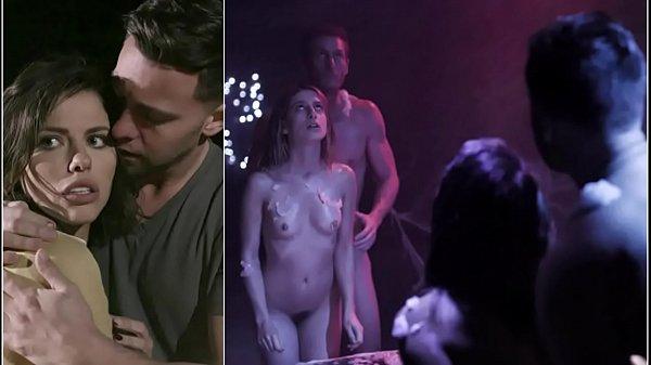 Adriana Chechik, Kristen Scott In Future Darkly