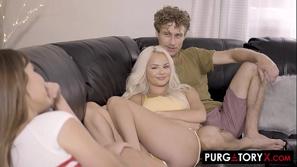 PURGATORYX My Sexy Roommate Vol 1 Part 3 with Elsa Jean and Paige Owens