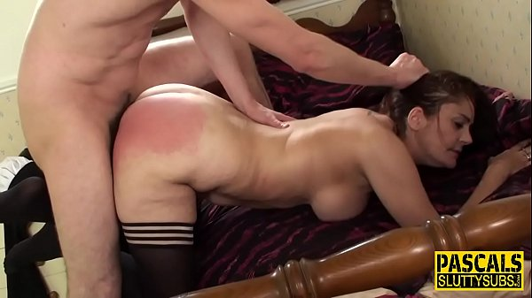 Kinky slut bdsm gagging