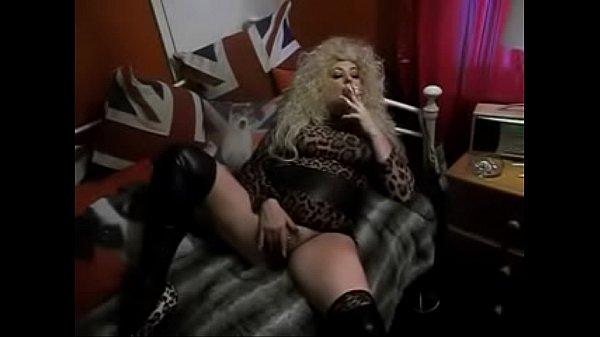 Best British Mom Whore Smoking Wanking. See pt2 at goddessheelsonline.co.uk