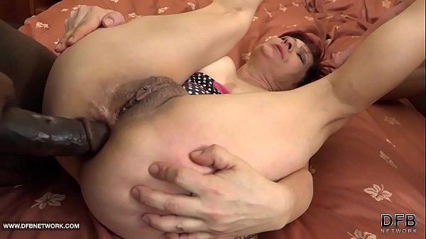 Grannies Hardcore Fucked Interracial Porn with ...