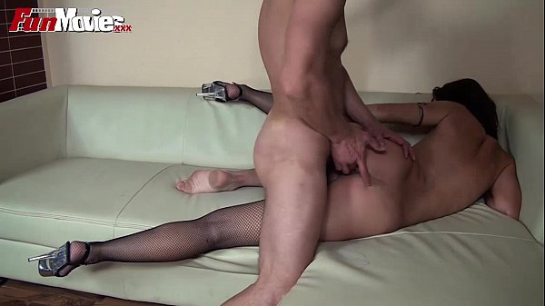Sexy German Amateur Milf Anal