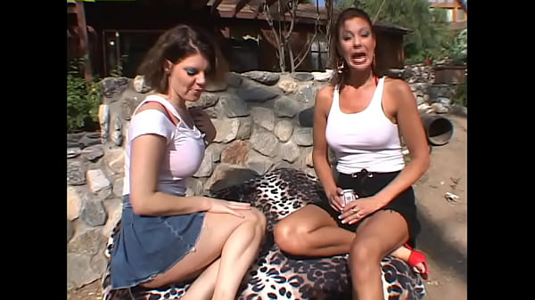 Trailer Trash Moms #2 - American MILF enjoy beer and hard sex