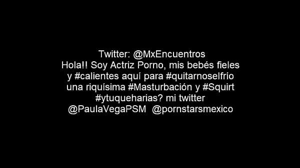 Actriz Porno - Paula Vega @PaulaVegaPSM Squirt