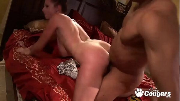 Gianna Michaels & Her Huge All Natural Tits Get Slammed By A BBC