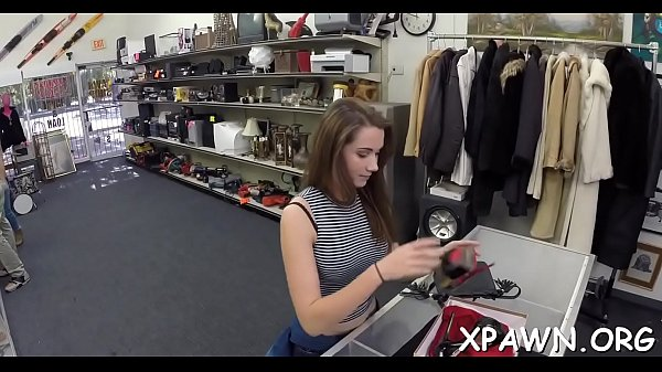 Film about sex in shop