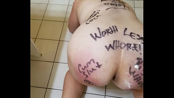 Daddy's nasty whore pt1