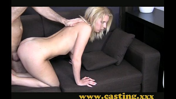 Casting - Her first big cock Thumb