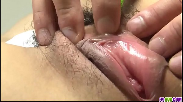 Nagisa Aiba sucks it well before letting it in her pussy - More at 69avs com
