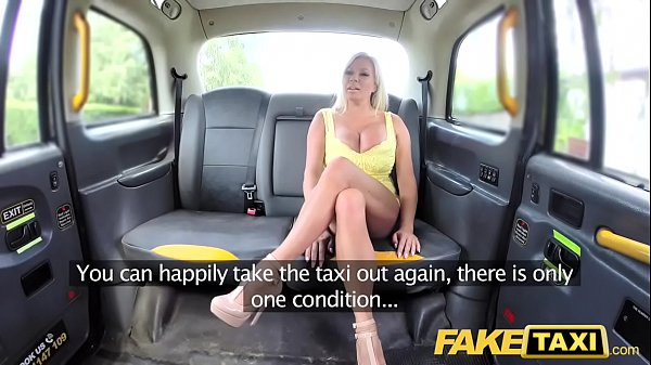 Fake Taxi Big tits blonde Michelle Thorne greed...