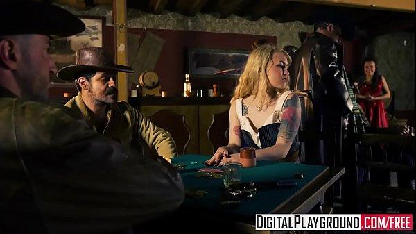 DigitalPlayground - Rawhide Scene 1 Misha Cross...