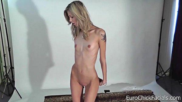 סרטון פורנו skinny czech amateur pov casting