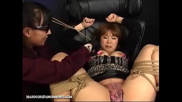 Exotic MILF Asian Honey Explores BDSM Rope Fetish