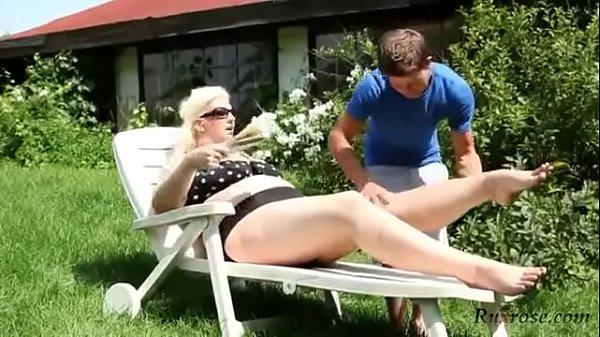 Ebony Mature Bbw Riding Dick