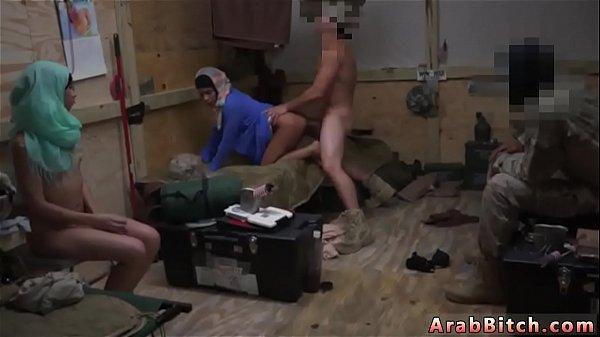 Arab muslim Operation Pussy Run!