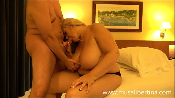 Busty mom fucks the hotel manager by Musa Liber...