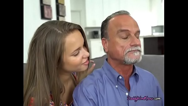 Teen Liza Rowe Gropes And Blows Dads Buddy