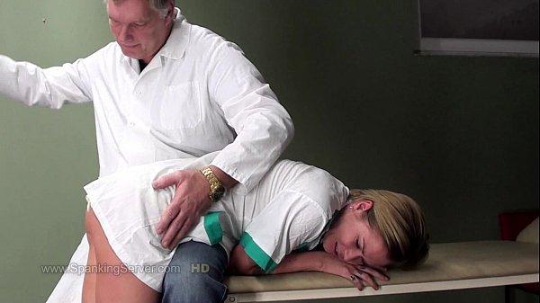 Coras spanking Thumb