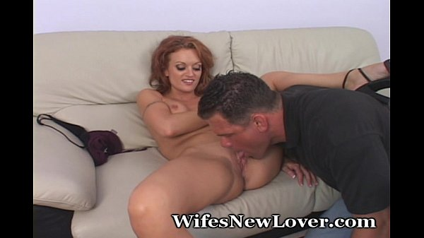 Hubby Jerks Off Watching Wife