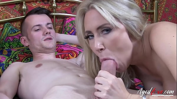 AgedLovE Hardcore Blowjob and Pussy Licking