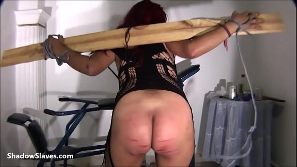 Latina bdsm and electro shock fetish of t. south american slavegirl in ama