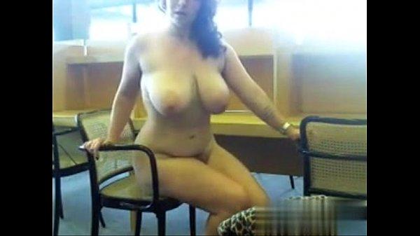 BustyBig boobed brunette has a webcam to play with -More@Erickdarkebadass