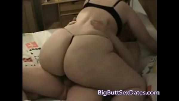 big butt riding big dick Thumb
