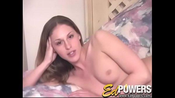 ED POWERS - Lauren Phoenix Swallows Cum