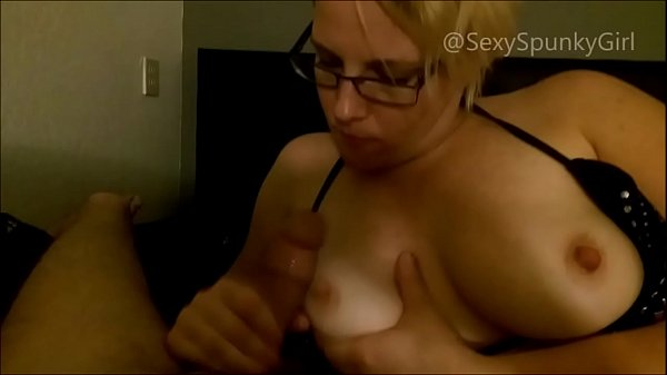 I Cum On a Teen's Glasses After Fucking Her