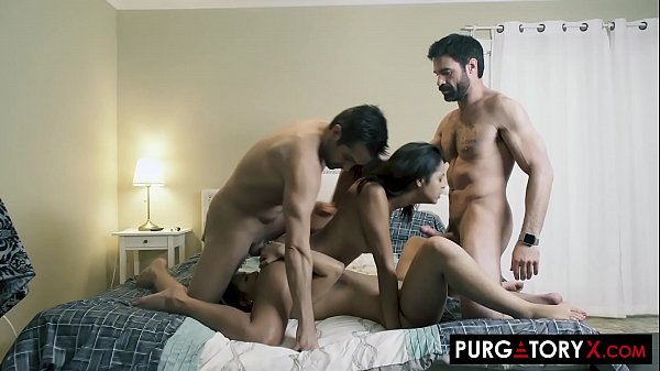 PURGATORYX My Husband Convinced Me Vol 1 Part 3 with Jaye Summers & Vienna Black