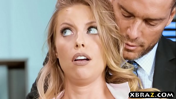 Office slut Britney Amber anal fucked by the HR...