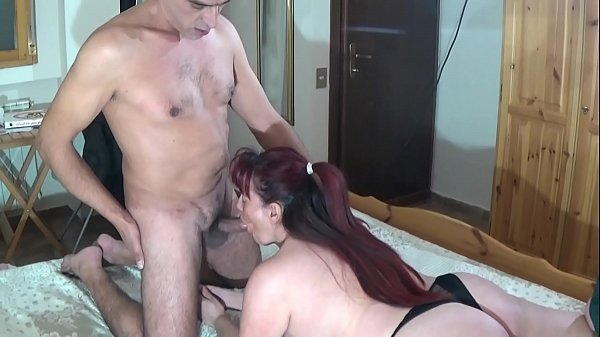 Room service, BBW 50 years old fucked like a bitch