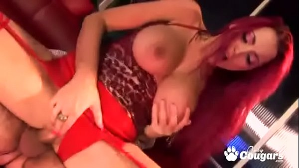 Porcha Sins Slides Her Gstring To The Side And Has Her Pussy Pounded