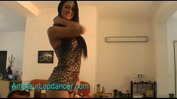 Lapdance by superhot czech brunette