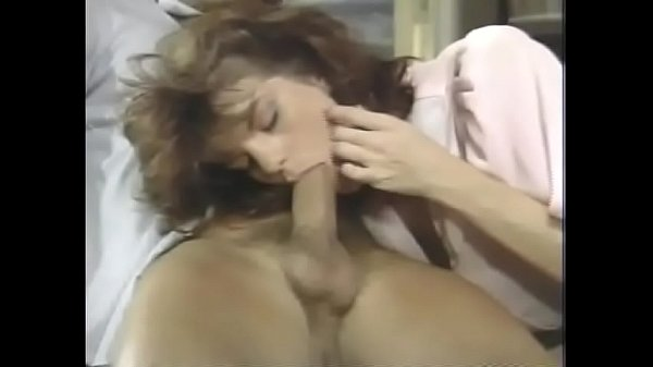 peter north gives Lori Marr a mouth full of cum