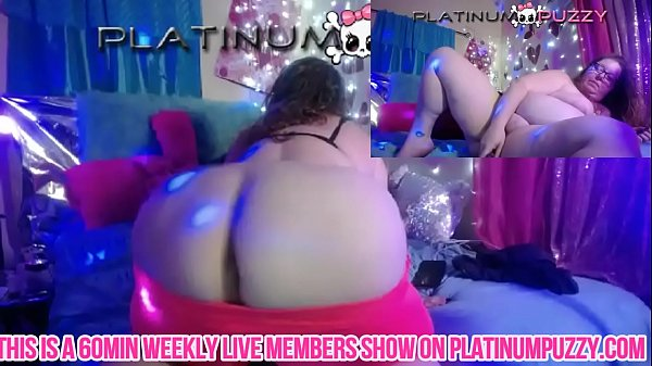 BBW PORN STAR PLATINUM PUZZY WEBSITE MEMBERS SHOW