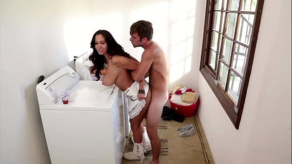 Ava Addams Fucks Daughter's BF