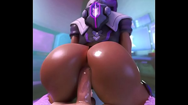 Overwatch sombra anal porno