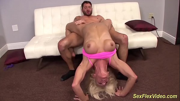 flexi muscle milf b. contortion fucked Thumb
